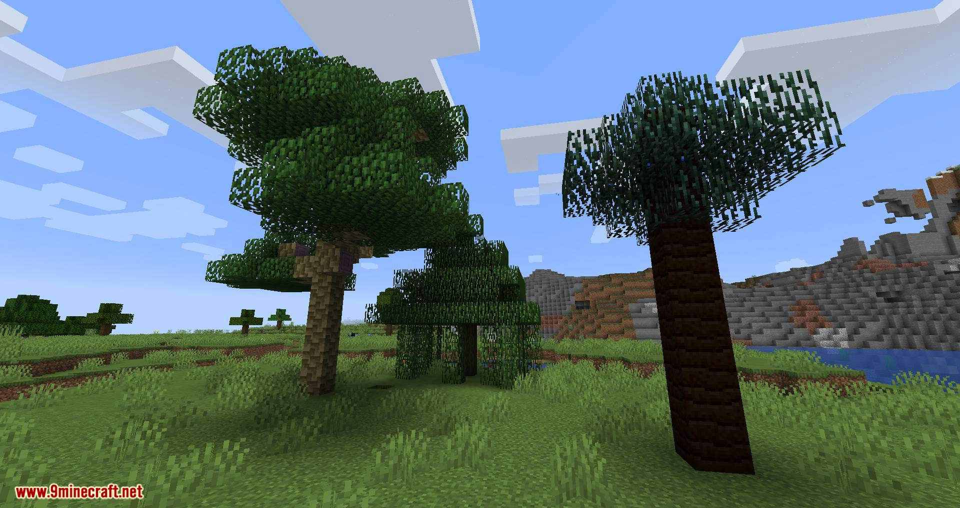 Premium Wood mod for minecraft 09