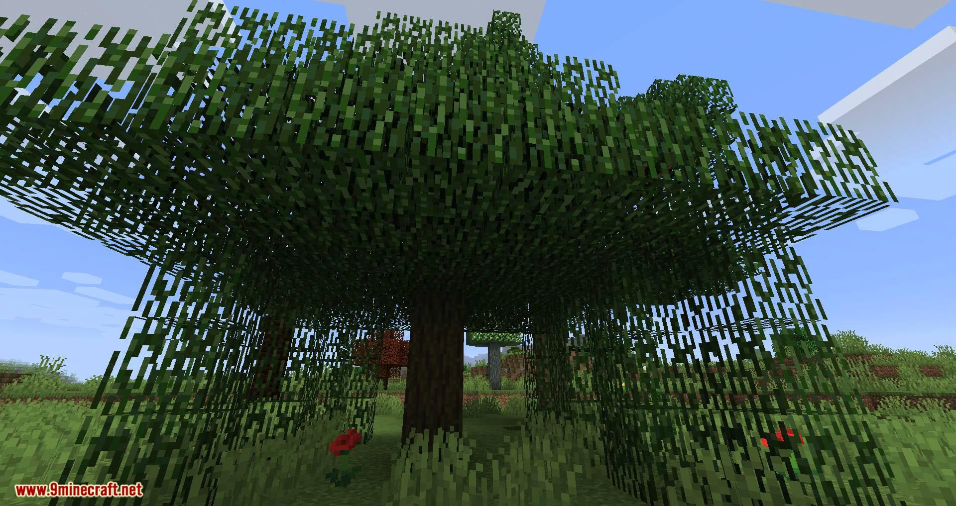 Premium Wood mod for minecraft 11