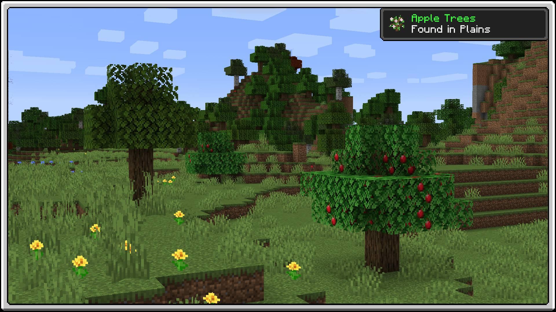 Premium Wood mod for minecraft 21