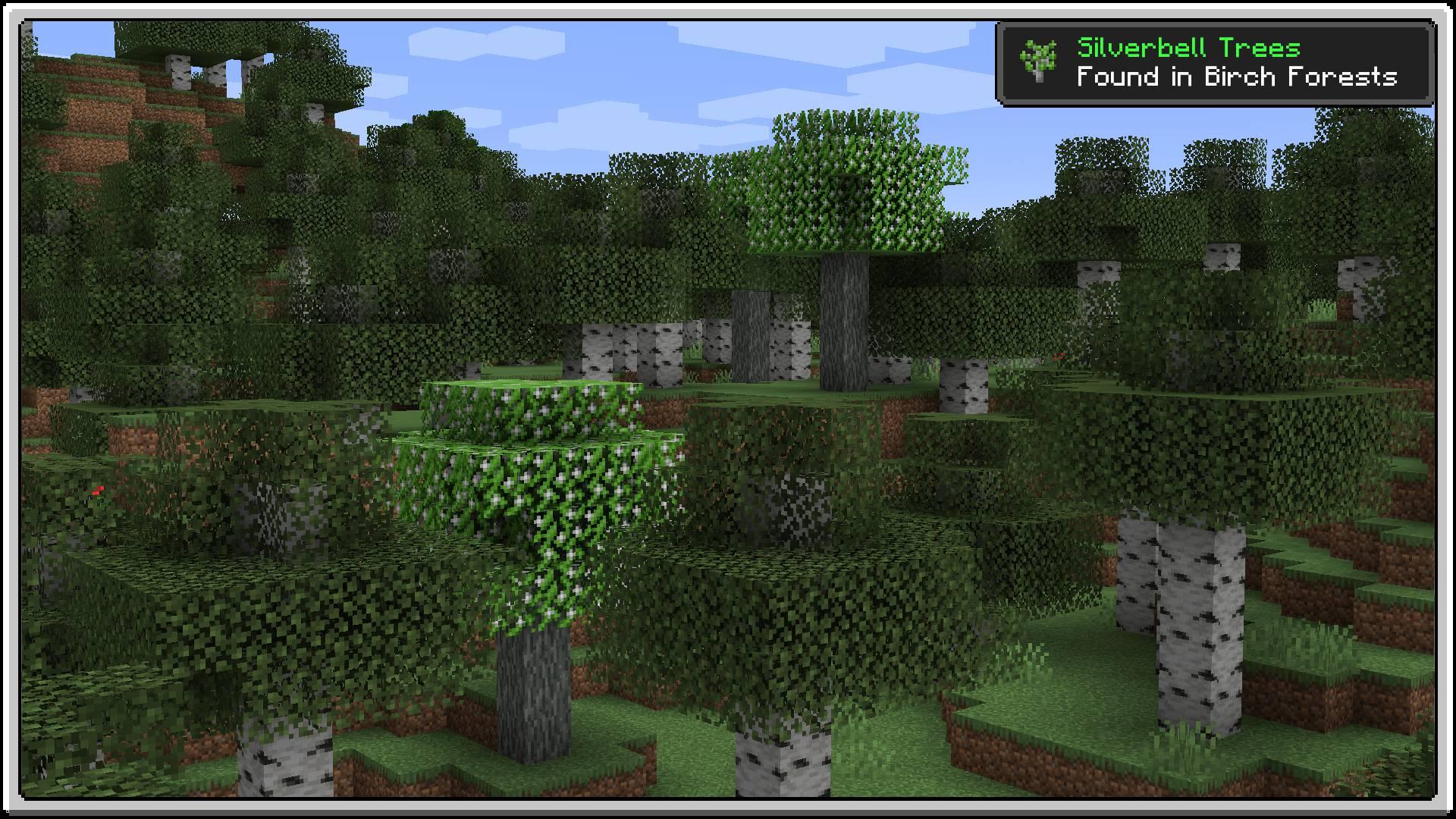 Premium Wood mod for minecraft 23