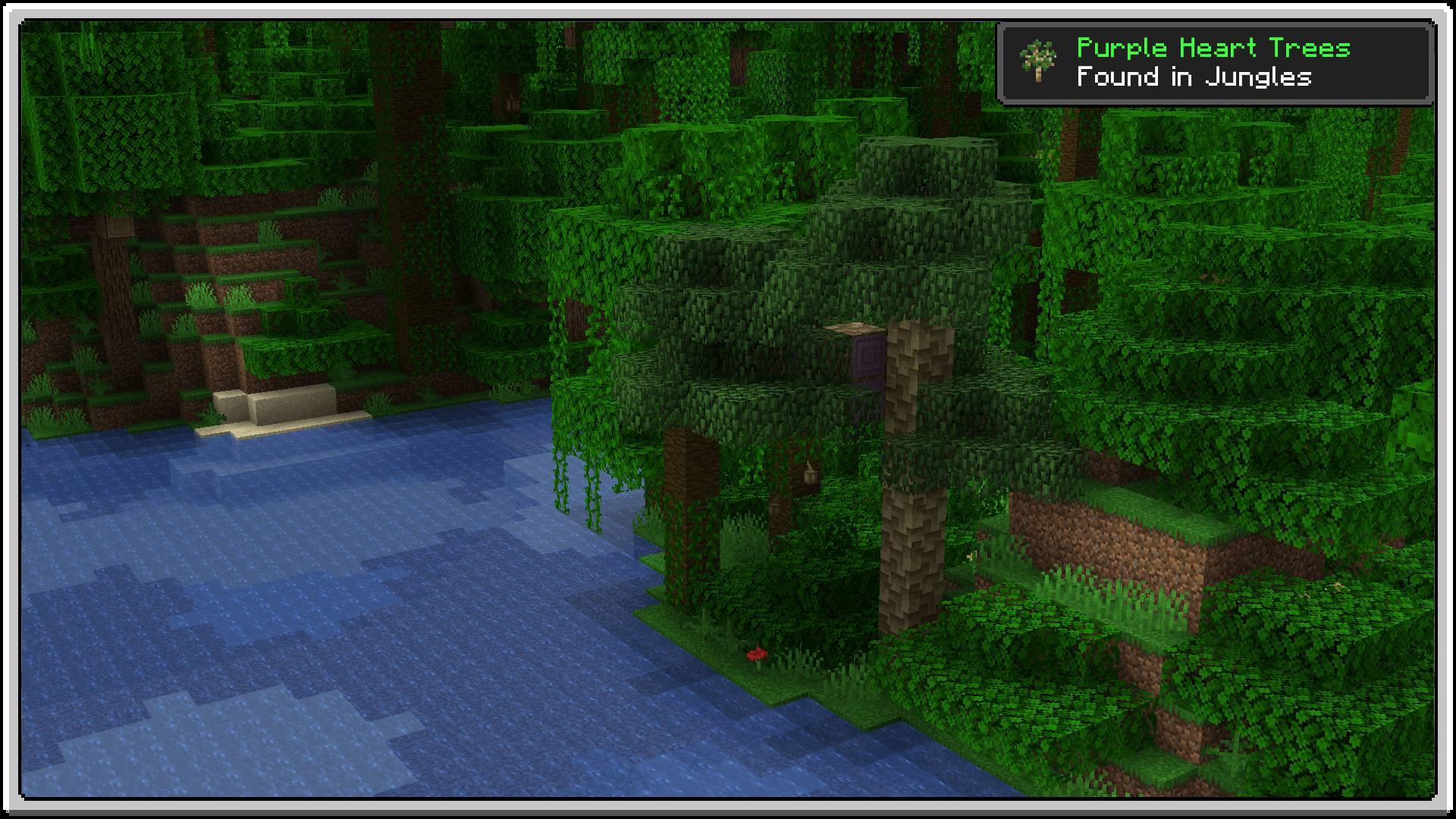 Premium Wood mod for minecraft 24