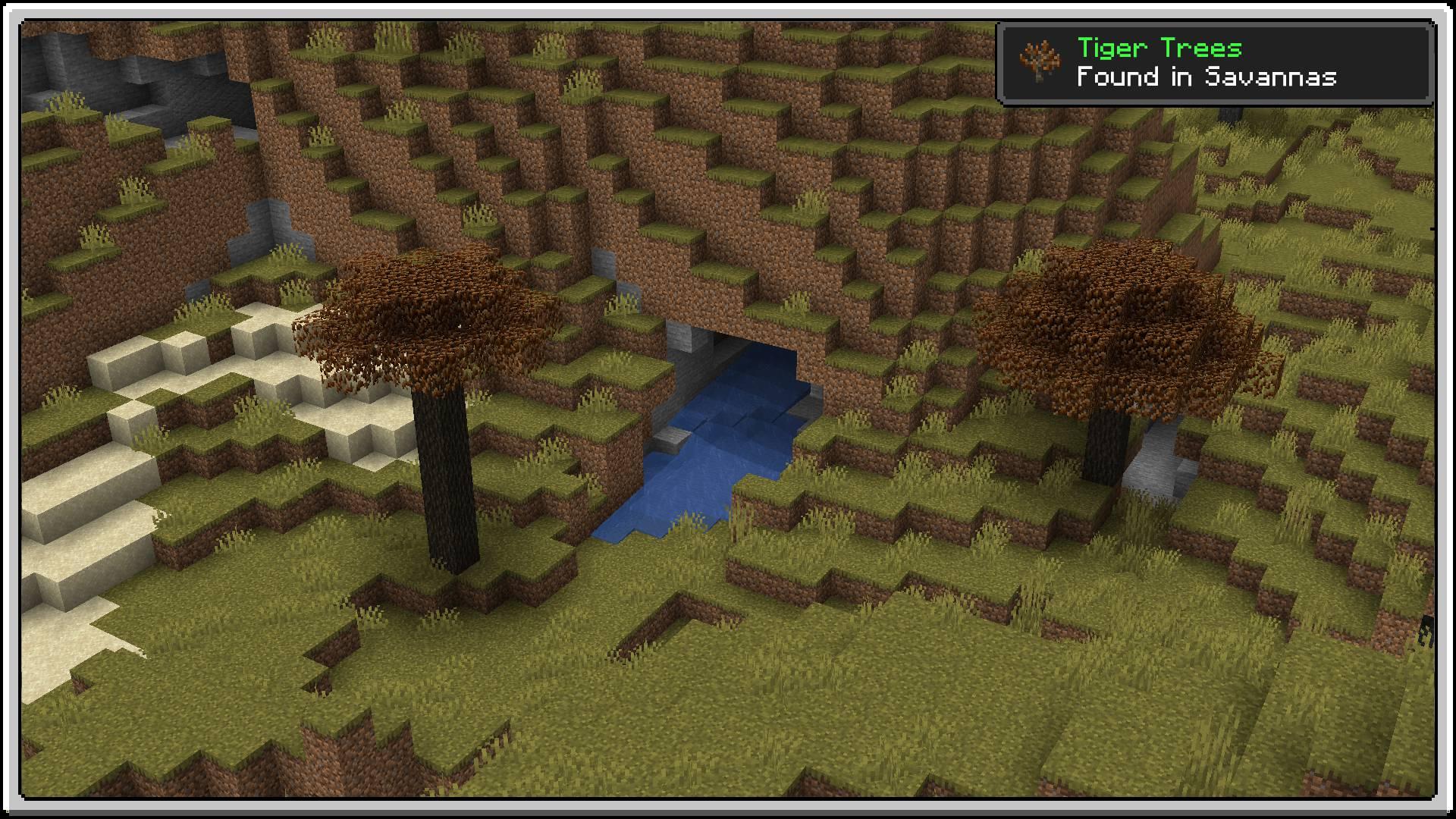 Premium Wood mod for minecraft 25