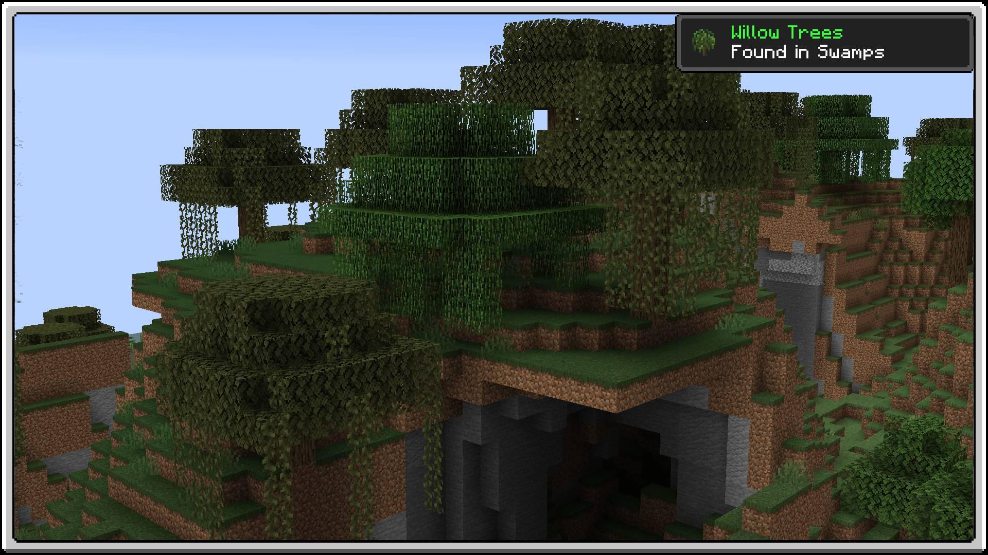 Premium Wood mod for minecraft 26