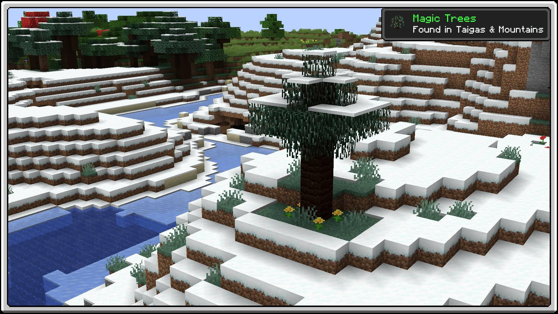 Premium Wood mod for minecraft 27