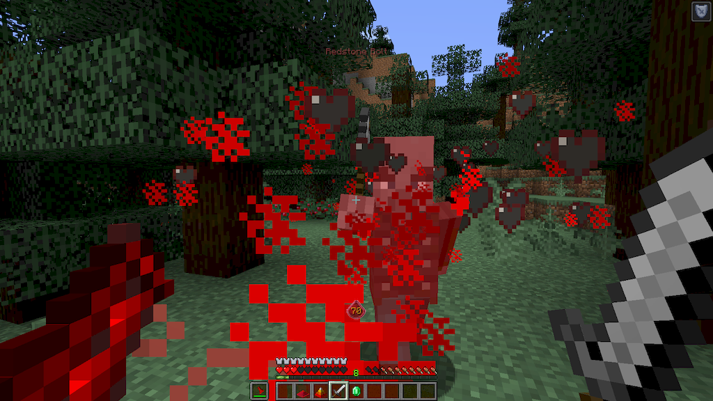 Redstone Magic Mod Screenshots 2