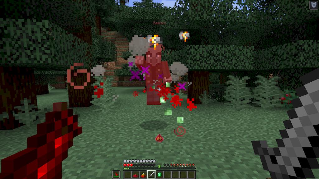 Redstone Magic Mod Screenshots 4