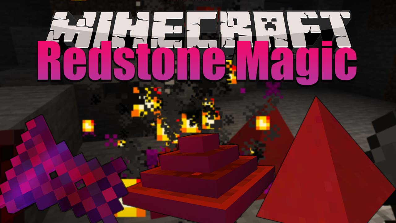Redstone Magic Mod