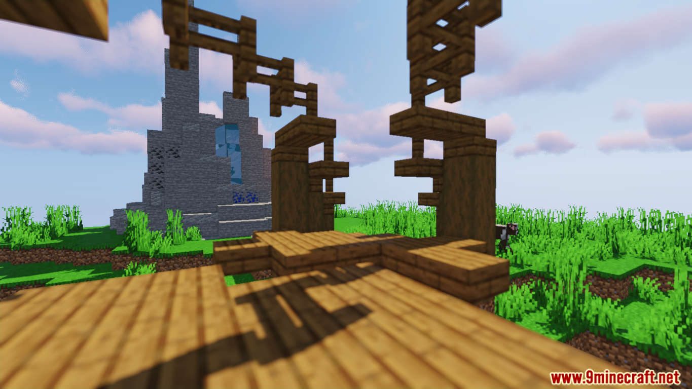 Skyblock Uncharted Map Screenshots (2)