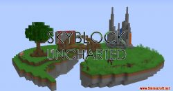 Skyblock Uncharted Map Thumbnail