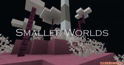Smaller Worlds Map Thumbnail