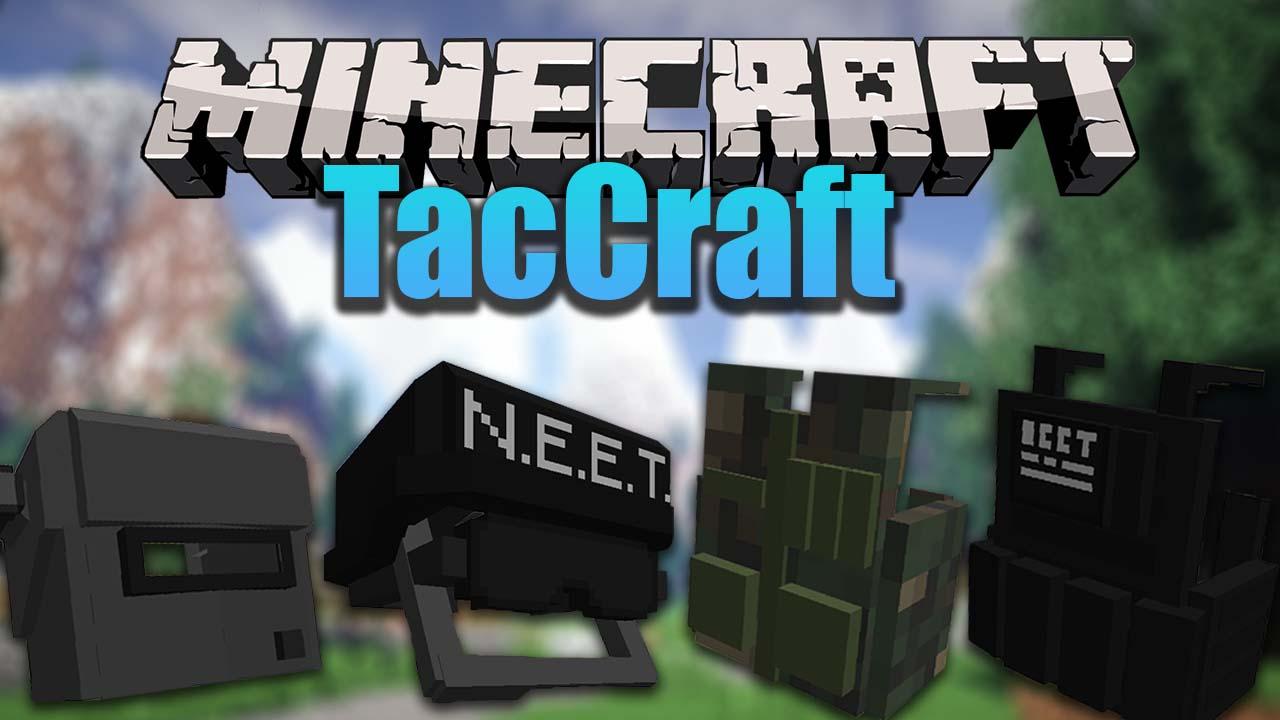 TacCraft Mod