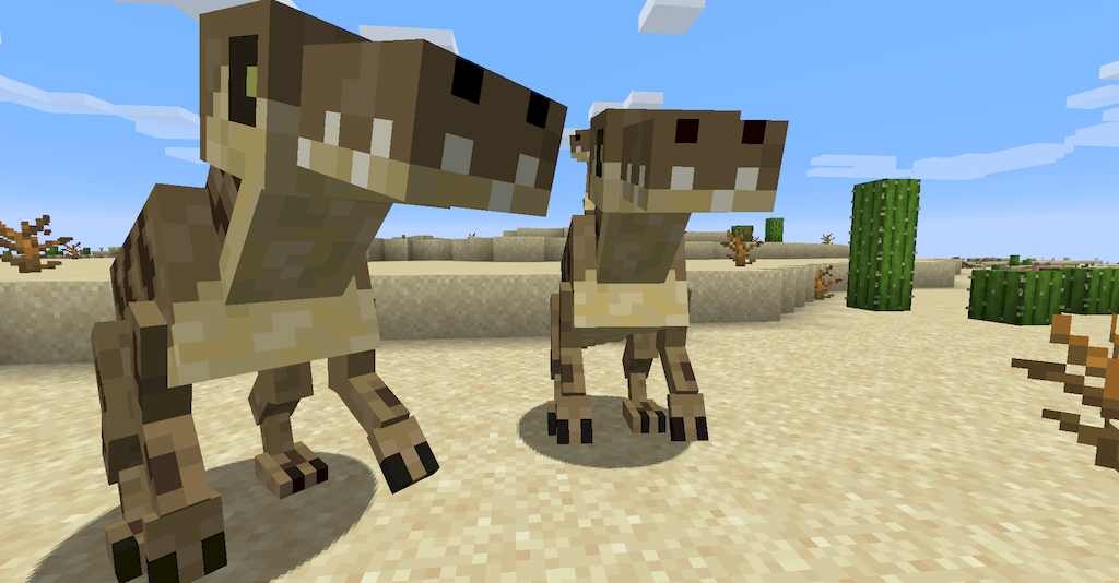 Vemerioraptor Mod Screenshots 10