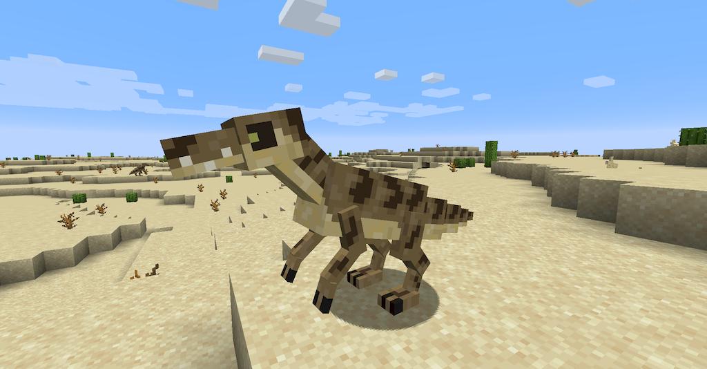 Vemerioraptor Mod Screenshots 2