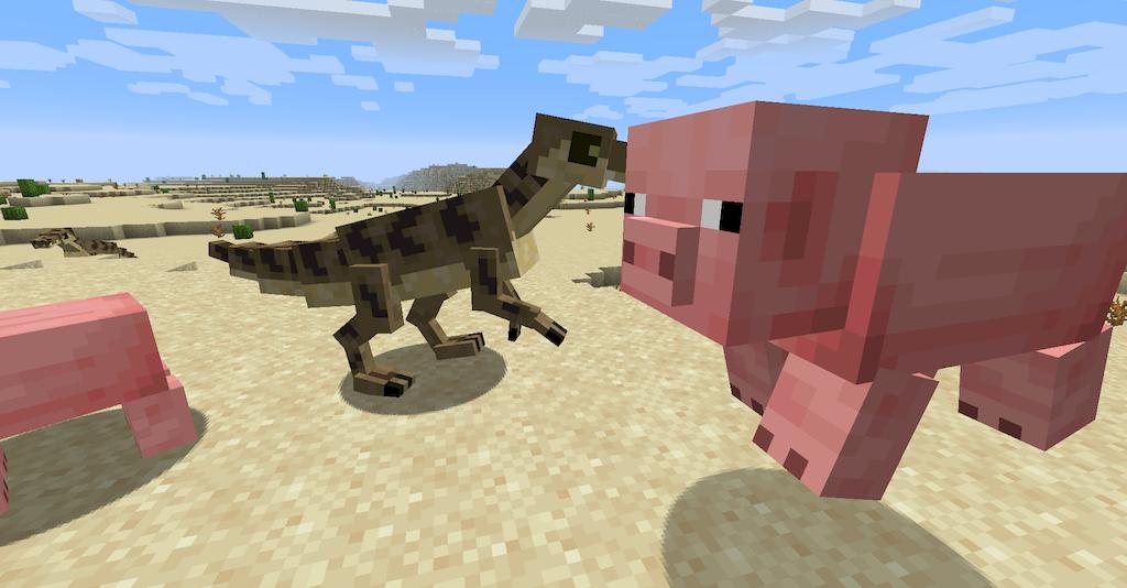 Vemerioraptor Mod Screenshots 3