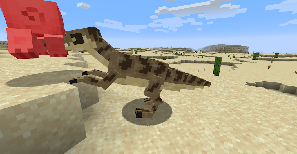 Vemerioraptor Mod Screenshots 4