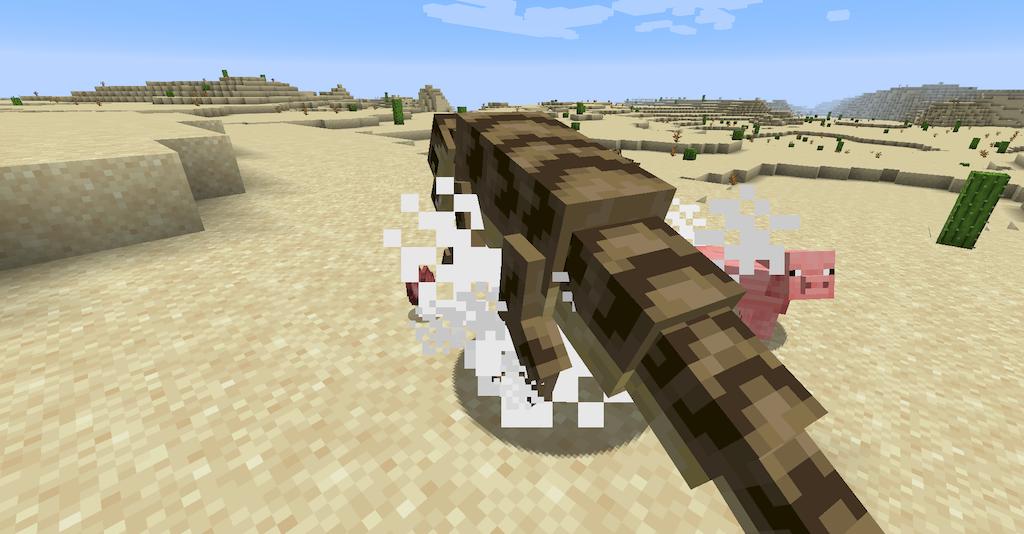 Vemerioraptor Mod Screenshots 6