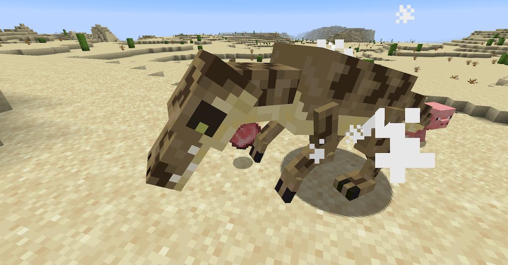 Vemerioraptor Mod Screenshots 7