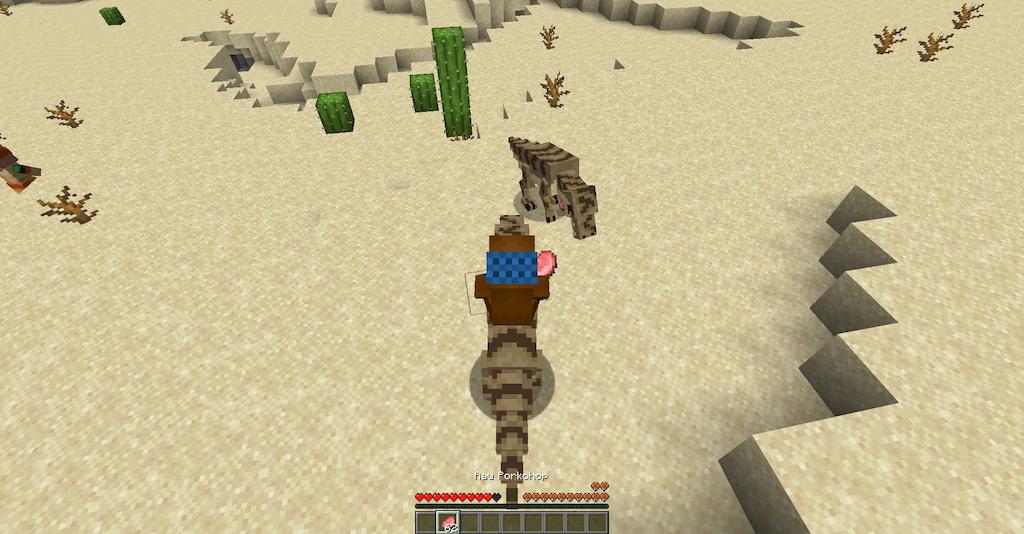 Vemerioraptor Mod Screenshots 9