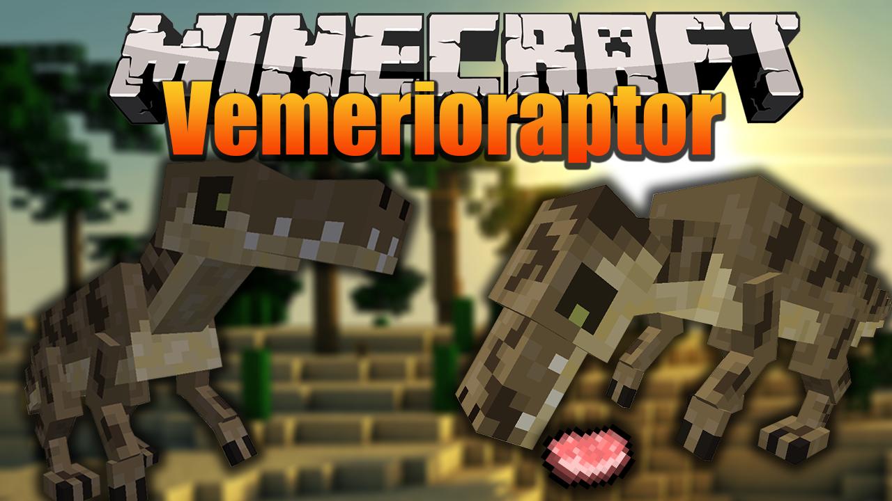 Vemerioraptor Mod
