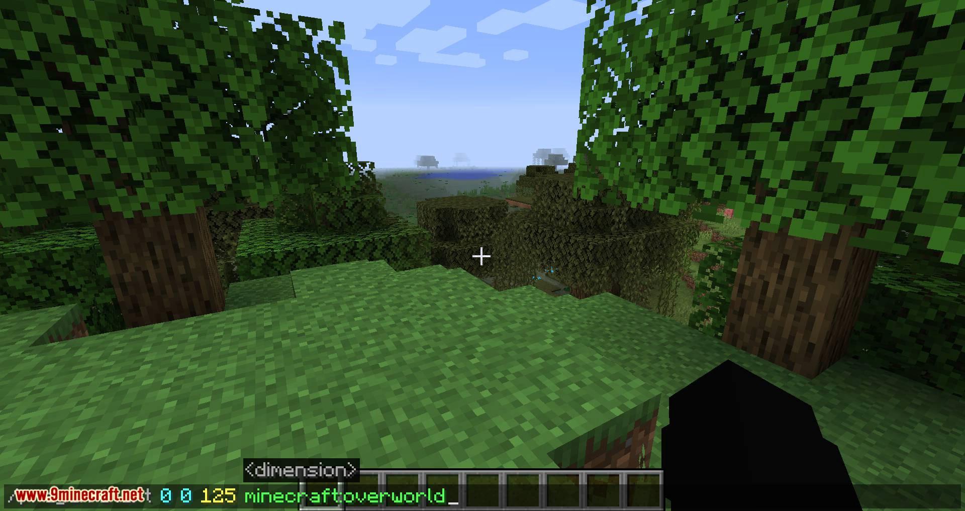 World Pre Generator mod for minecraft 02
