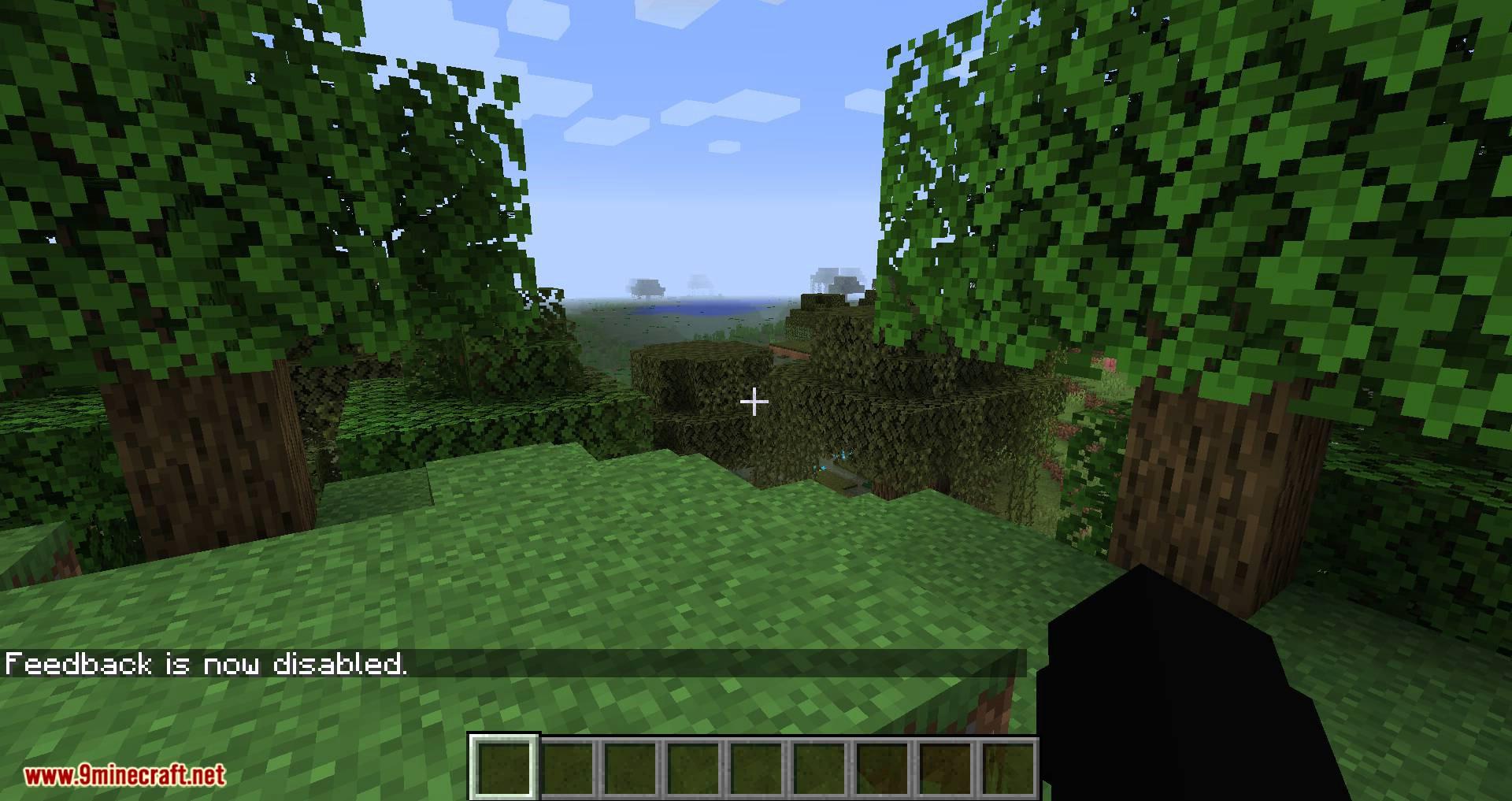 World Pre Generator mod for minecraft 07