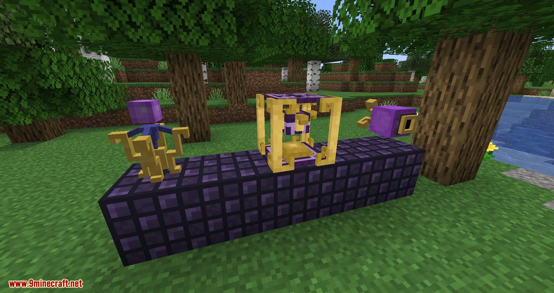 Ars Nouveau mod for minecraft 01