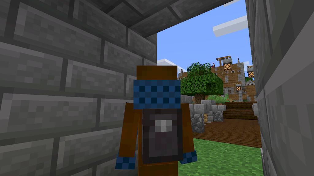 Backpacker Mod Screenshots 3