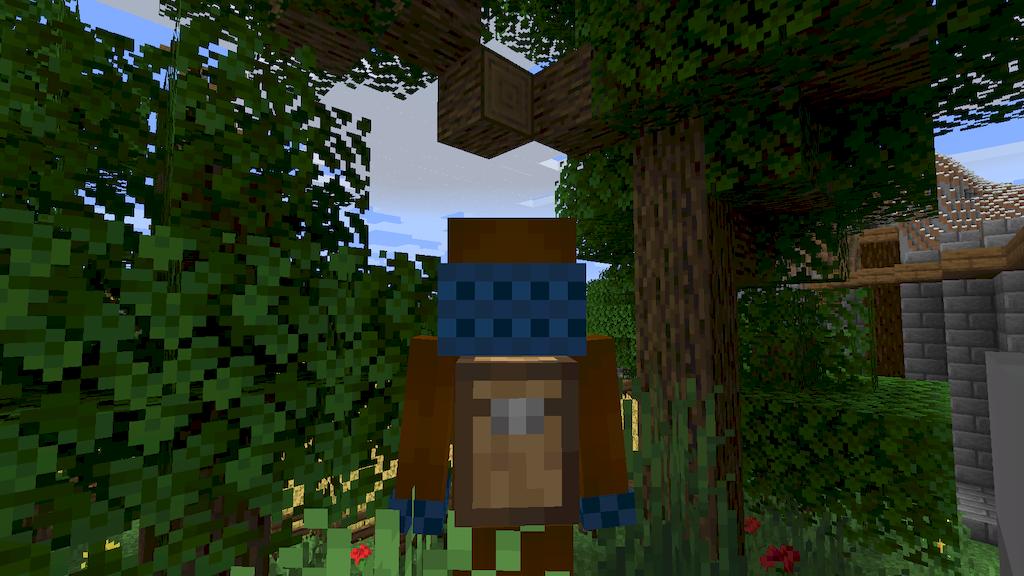 Backpacker Mod Screenshots 4