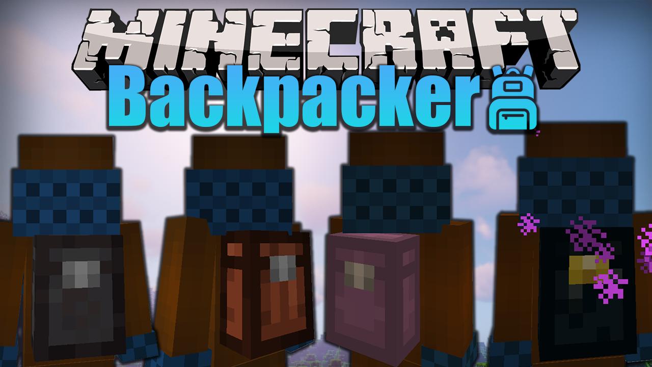 Backpacker Mod