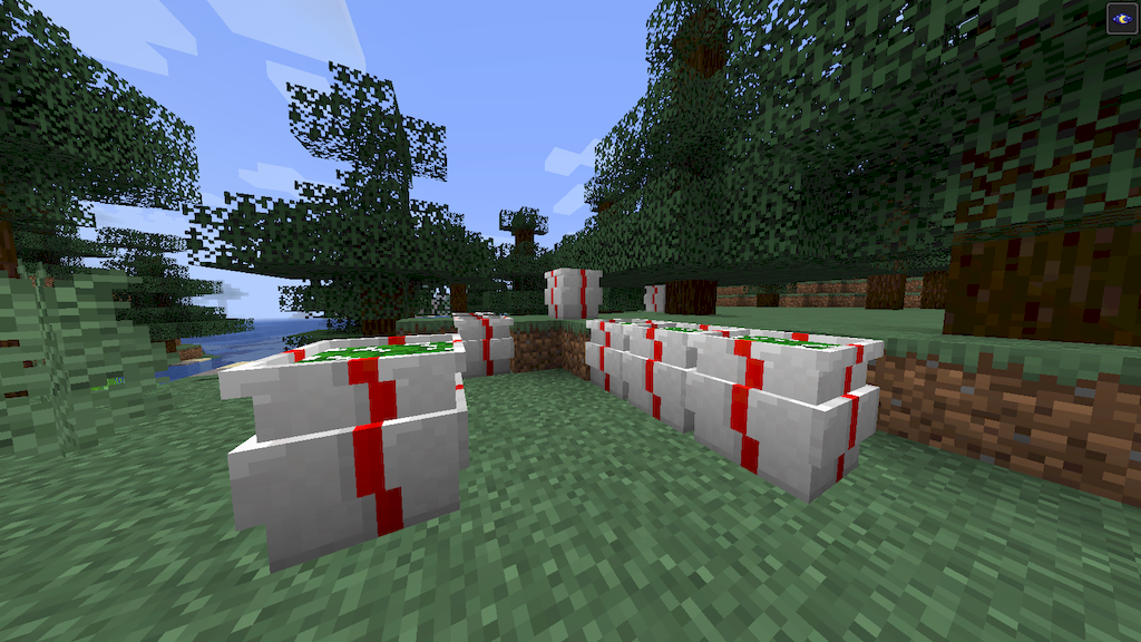 Christmas Loot Vases Mod Screenshots 5