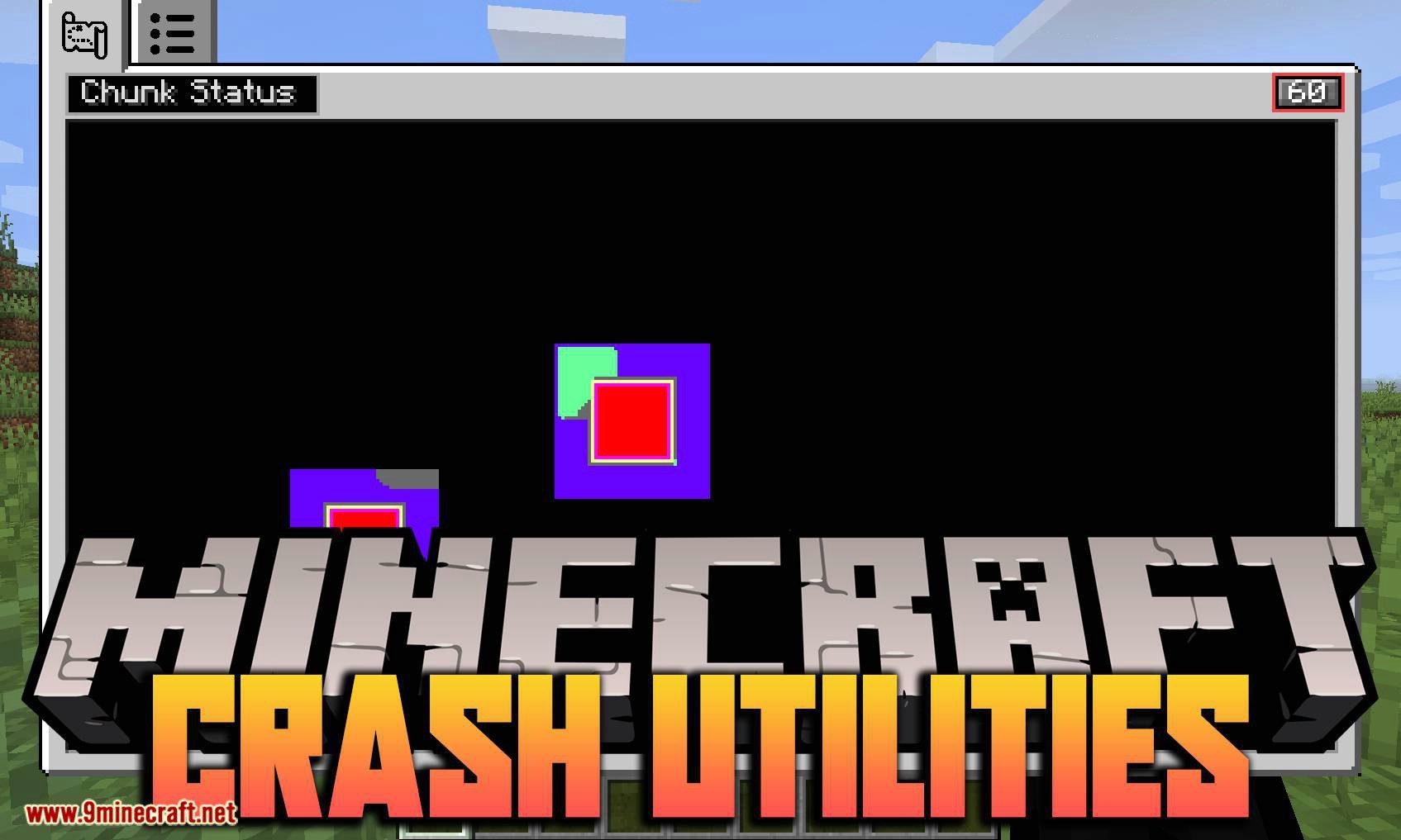 Crash Utilities Mod 8.86.8/8.85.8 (Utilities for Server Admins