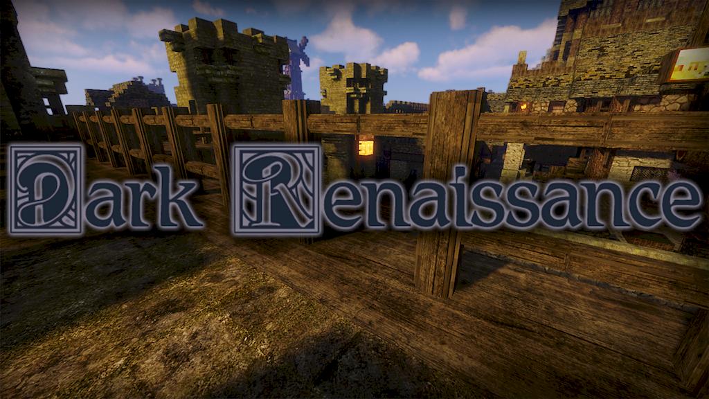 Dark Renaissance Resource Pack