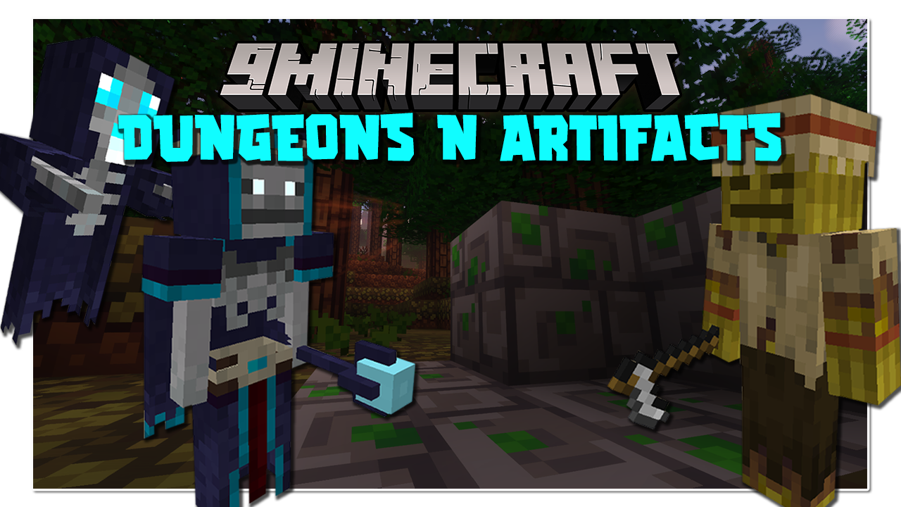 Dungeons and Artifacts Mod 1.16.5