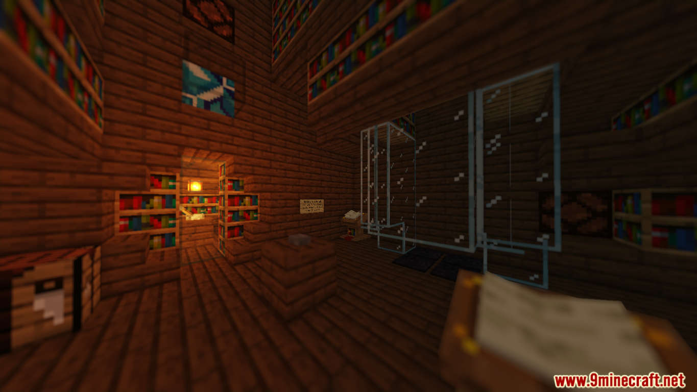 Escape the Library Map Screenshots (11)