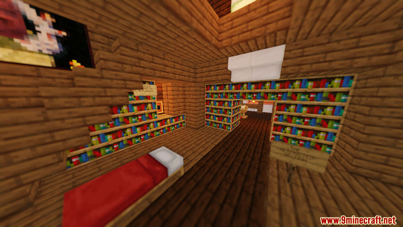Escape the Library Map Screenshots (15)
