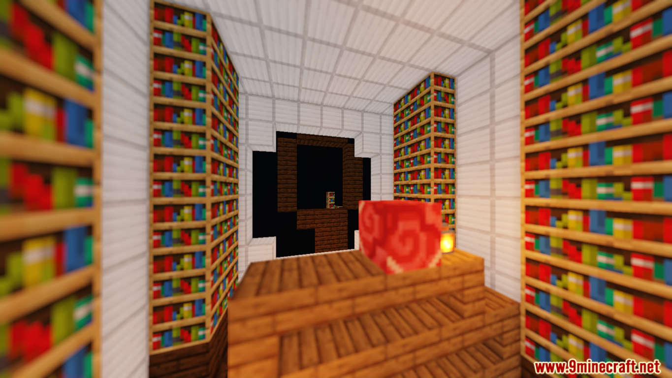 Escape the Library Map Screenshots (16)