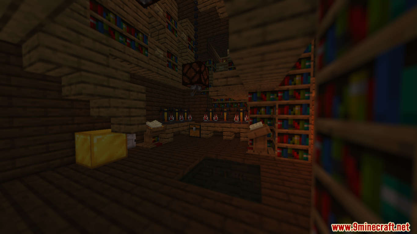 Escape the Library Map Screenshots (2)
