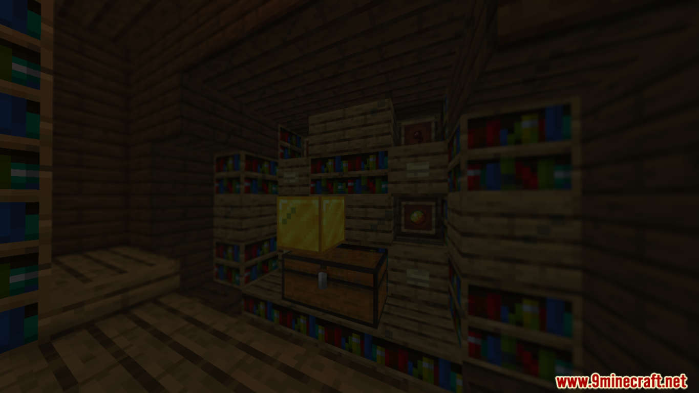 Escape the Library Map Screenshots (6)