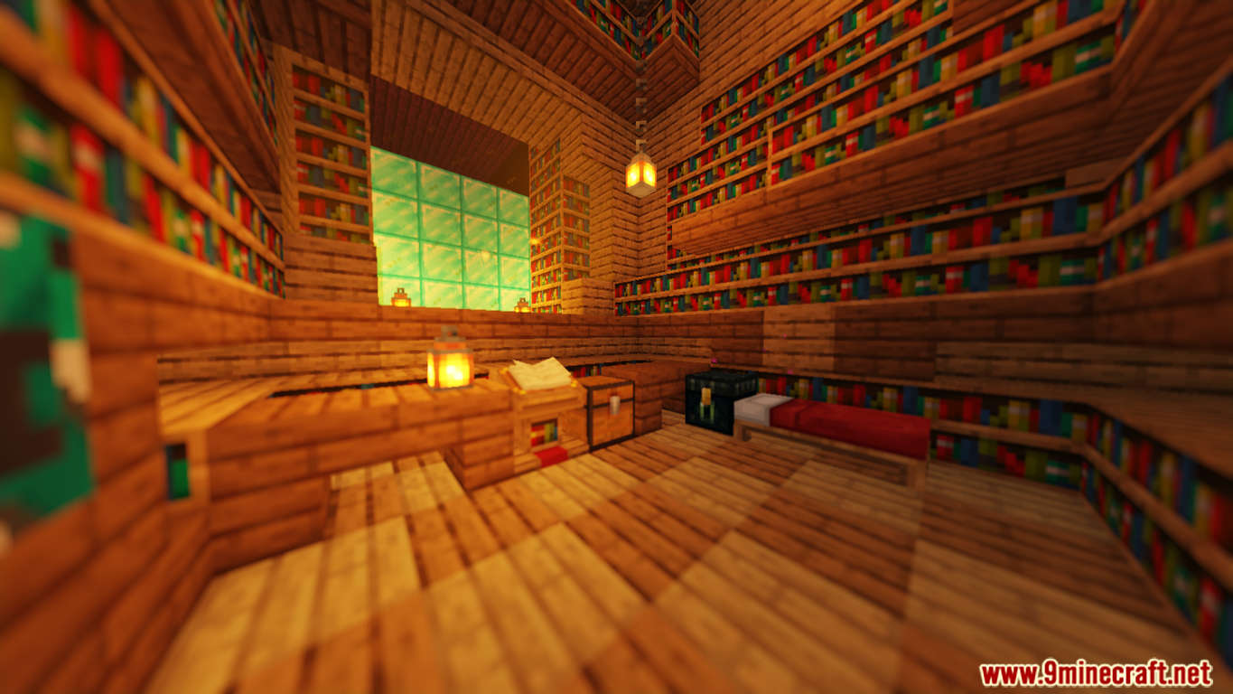 Escape the Library Map Screenshots (7)