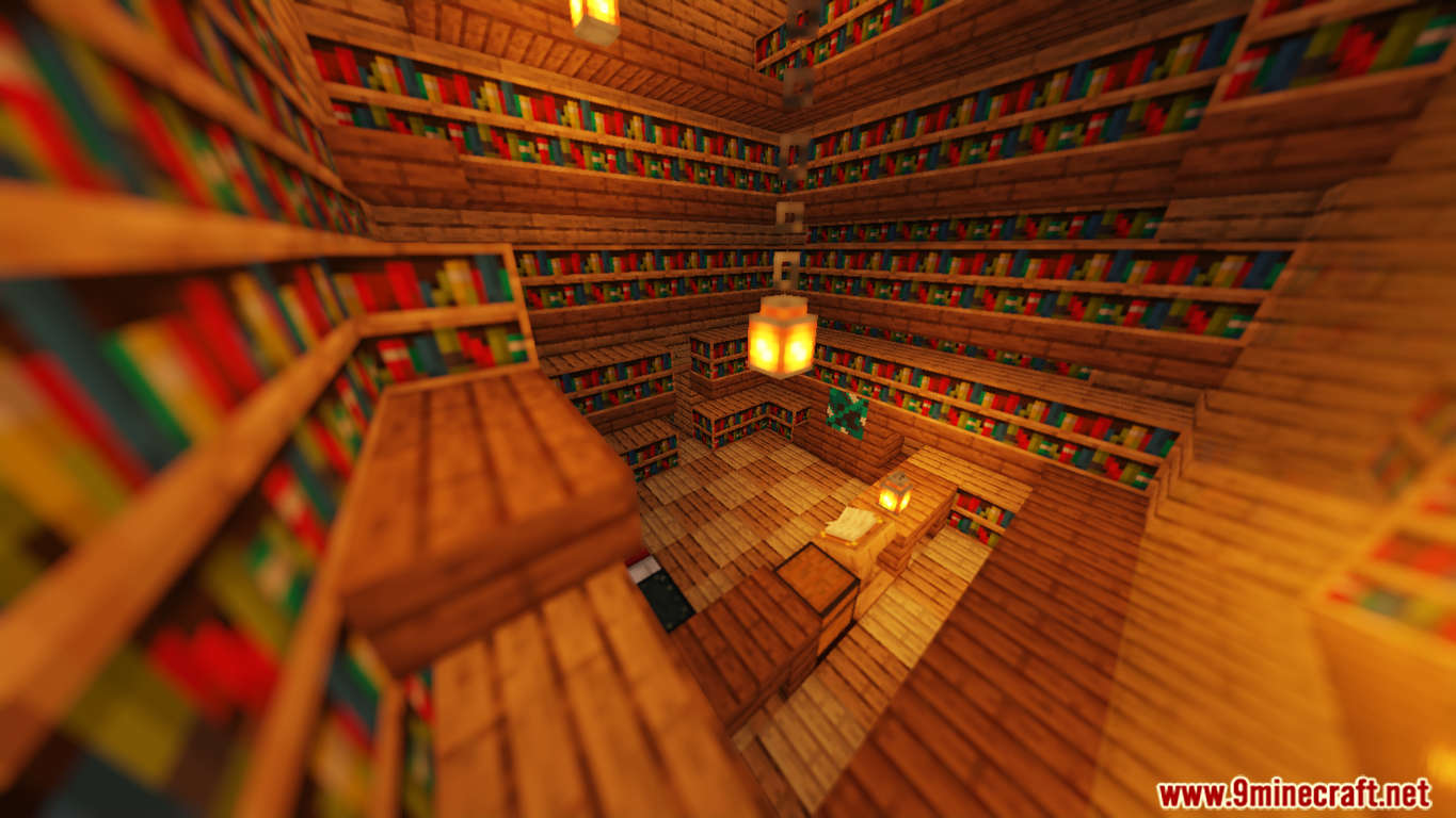 Escape the Library Map Screenshots (8)