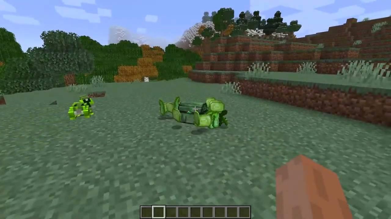GeckoLib for Minecraft 02