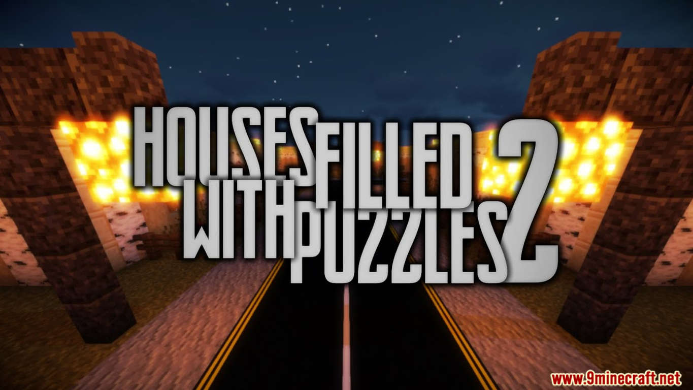 Houses Filled With Puzzles 2 Map Thumbnail