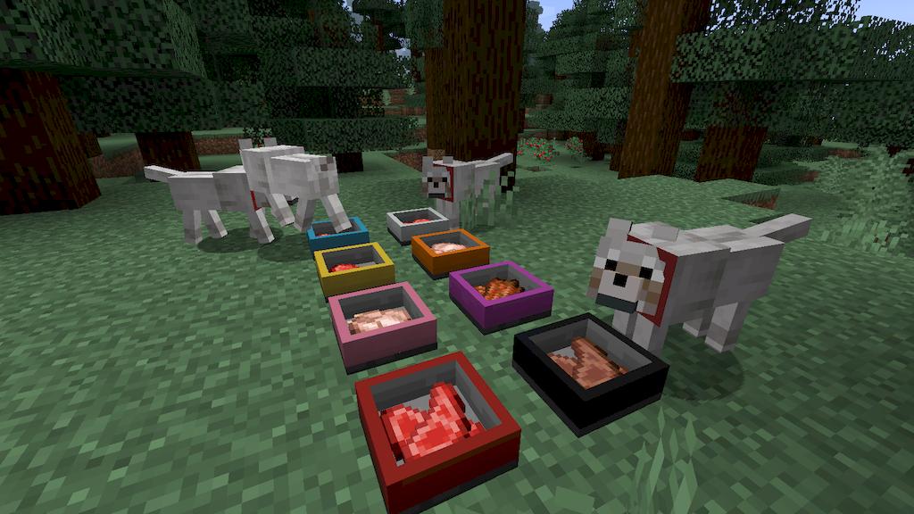 Improved Wolves Mod Screenshots 6