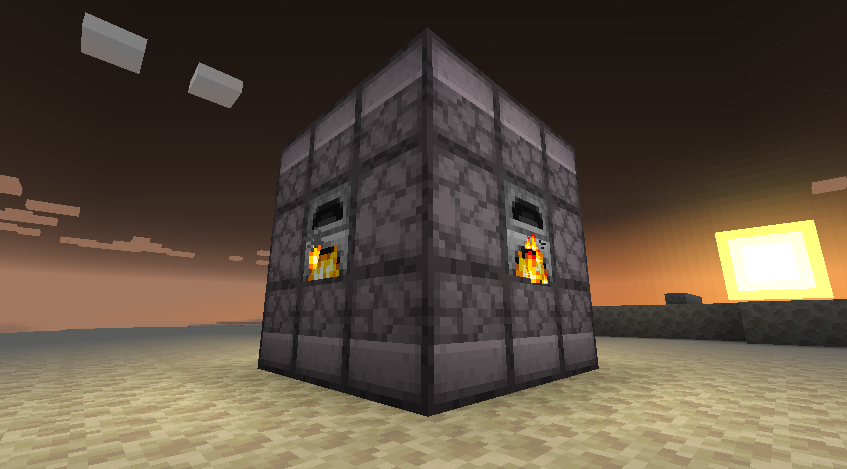 Jumbo Furnace mod for minecraft 21