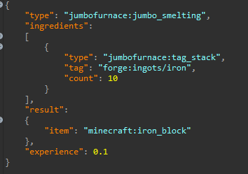 Jumbo Furnace mod for minecraft 26