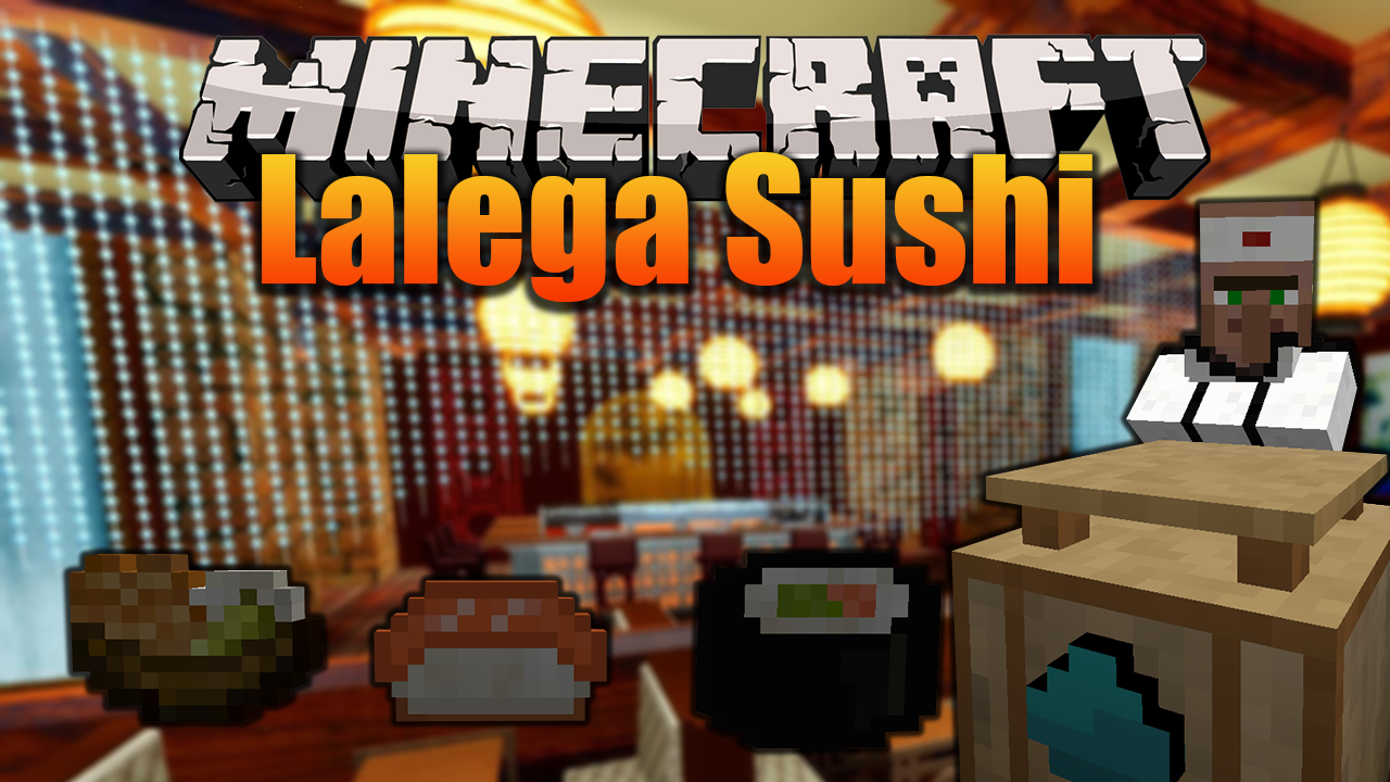 Lalega Sushi Mod