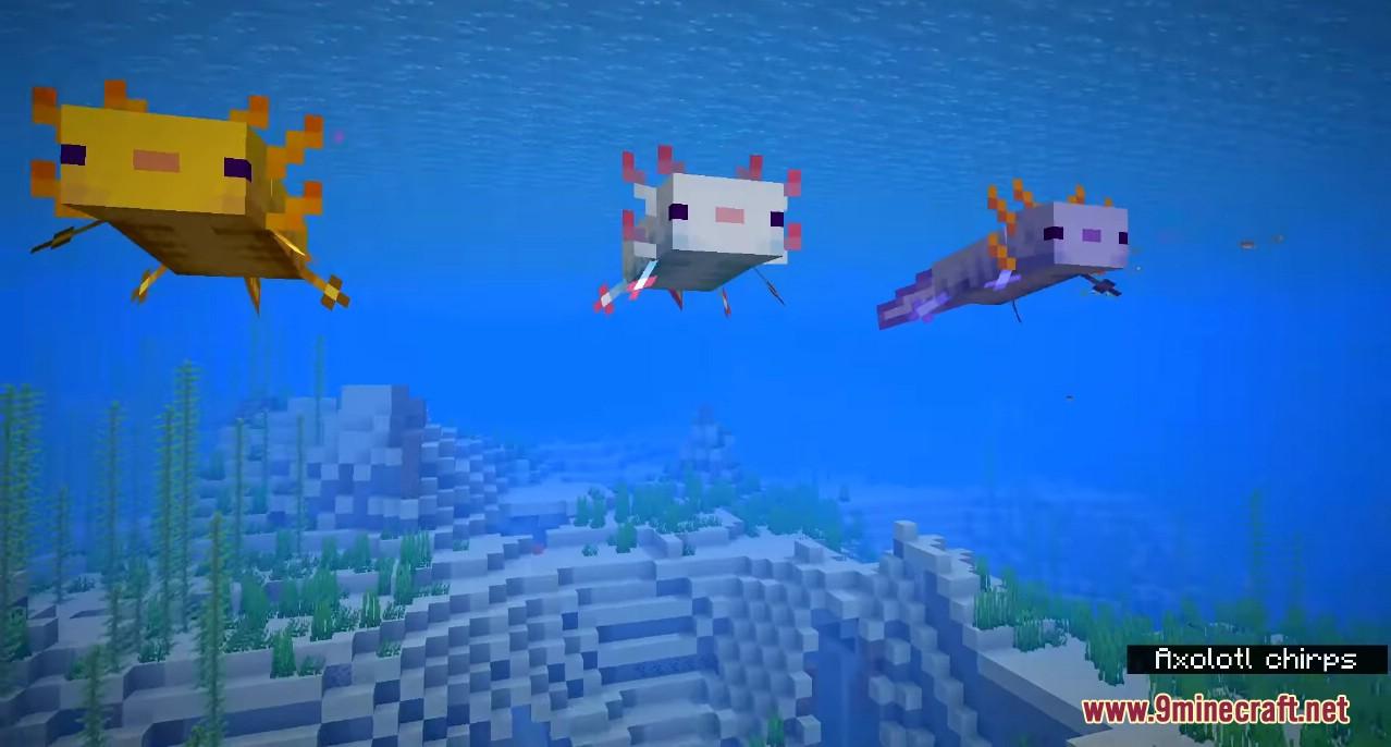 Minecraft 1.17 Snapshot 20w51a Screenshots 2