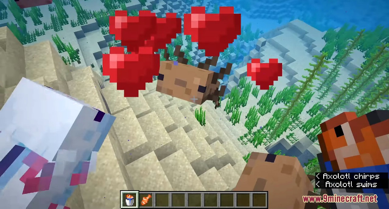 Minecraft 1.17 Snapshot 20w51a Screenshots 4