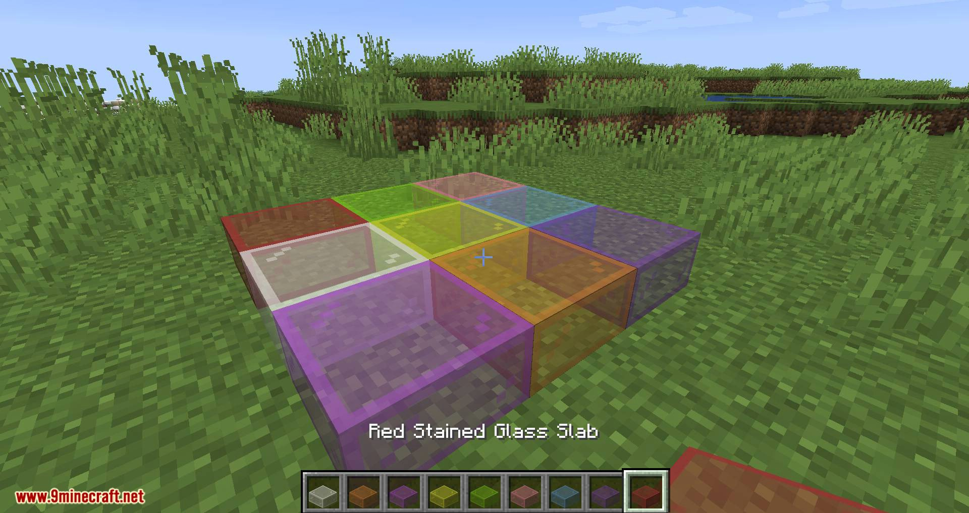 Mo Glass mod for minecraft 05