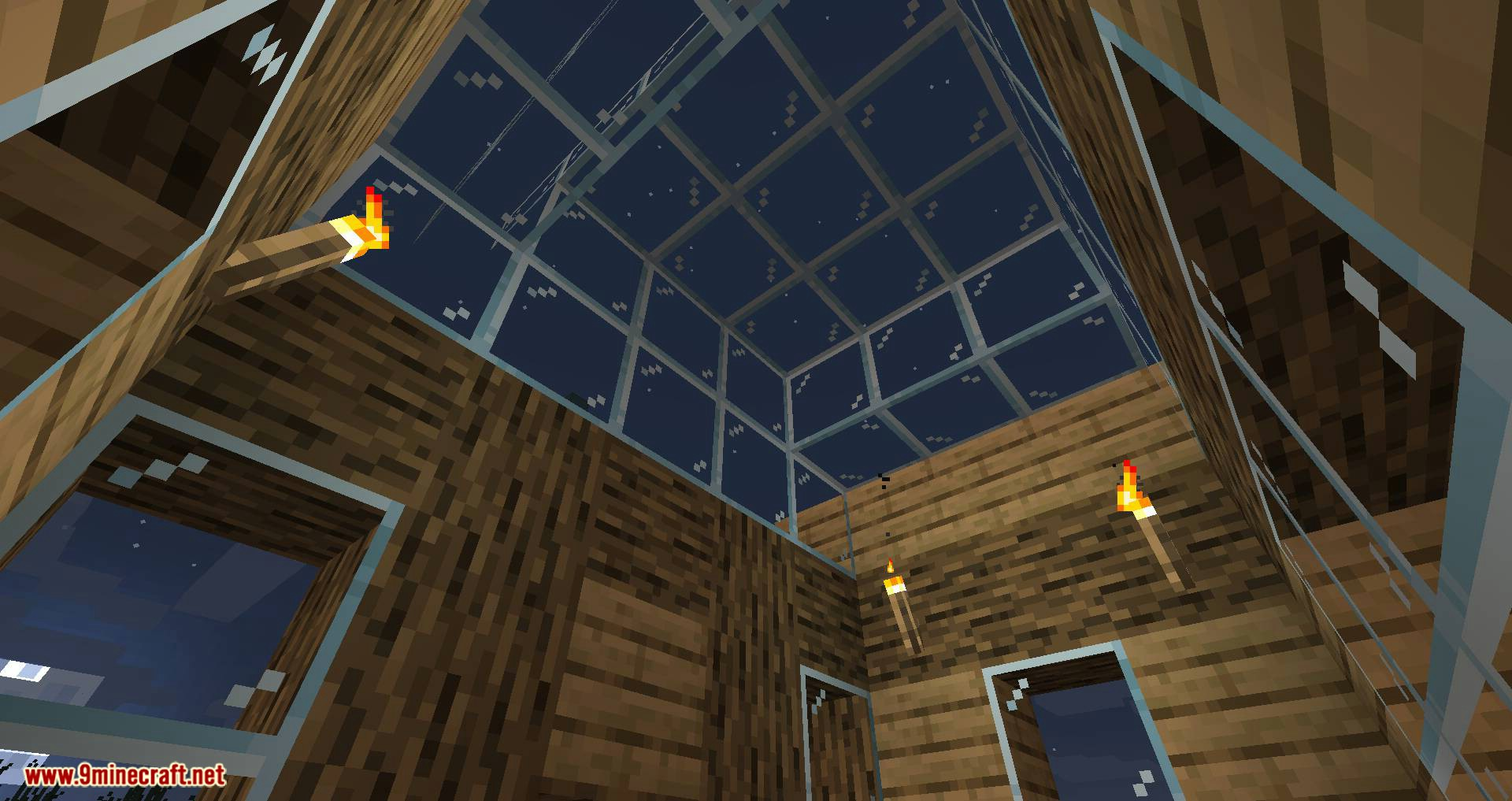 Mo Glass mod for minecraft 10